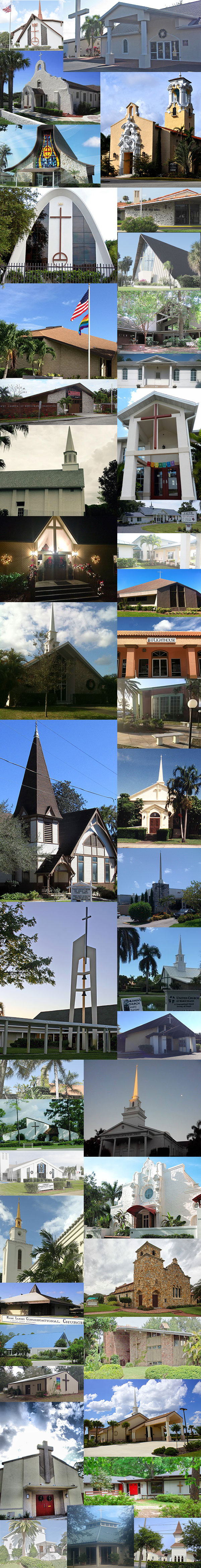 Florida Conference Churches